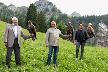 Chopard -  The Rebirth of the Alpine Eagle