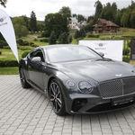 Bentley a Lamborghini