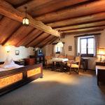 Hotel na jezeře Wolfgangsee je pravá romantika.