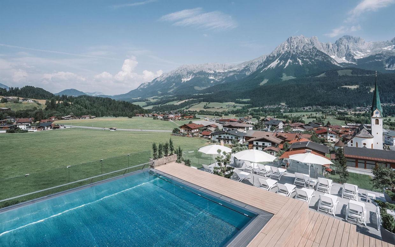 Hotel Das Kaiserblick